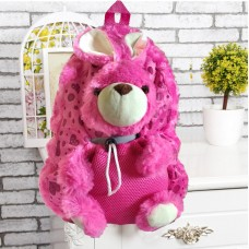 Mochila Infantil pelucia - Pink