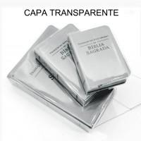 """Capa Para Bíblia  -Transparente - """"Tradução do Novo Mundo..."""""""